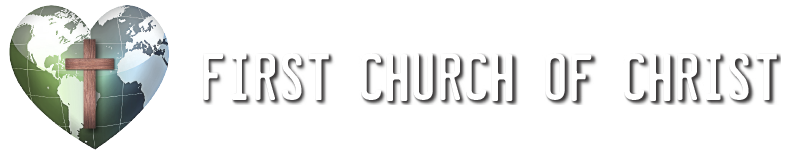 Bryan First Church of Christ Logo